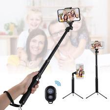 3 in 1 Selfiestick Stativ Bluetooth Selfie Stick Stange Selfiestick 18-85cm DHL