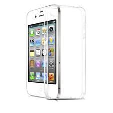 Apple iPhone 4 4S Hülle Schutzhülle Transparent Case Clear Cover Tasche Bumper