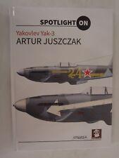 Book: Yakovlev Yak-3 (Spotlight On) by Mushroom Model Publications