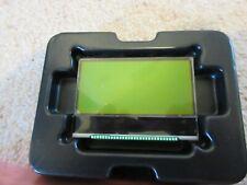 Displaytech 64128COG-BA-BC Graphic LCD Display, Yellow on Green, Reflective