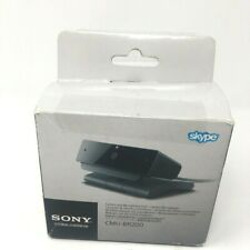 Sony CMU-BR200 Skype Camera (Black) In Box Complete Working