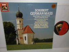 ASD 4415 Schubert German Mass Wolfgang Sawallisch