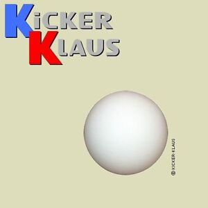Art. 6025: Kickerball Leonhart Soccer, weiß, griffig