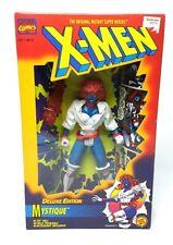 Vintage ☆ MYSTIQUE X-MEN DELUXE EDITION Marvel Figure ☆ Boxed 10' 90s Toybiz