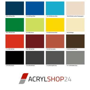 HPL Fassadenplatten Schichtstoffplatten 6mm Kronoplan® Kronoart®    61,95 €/m²