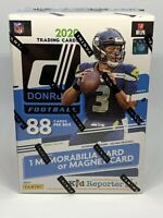 2020 Panini Donruss NFL Football Blaster Box Blue Walmart Retail Cards SEALED