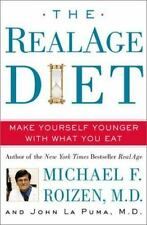 The RealAge Diet: Make Yourself Younger With What You Eat-ExLibrary