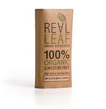 Organic Herbal Smoking Mixture 100% Nicotine & Tobacco free 30g REALLEAF 1 PACK