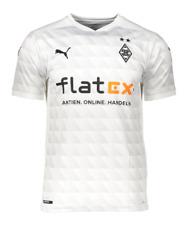 Borussia Mönchengladbach Heim Trikot Herren + Kinder Puma white Gray 924909-01