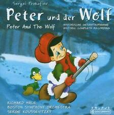 Koussevitzky, sergey-prokofiev: peter and the wolf