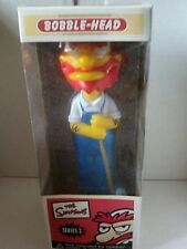 BOBBLE-HEAD THE SIMPSONS SERIES 2 WILLIE