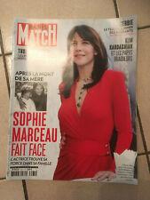 PARIS MATCH N°3531 19/01/2017 Sophie Marceau Thomas Pesquet Armani Portman L16