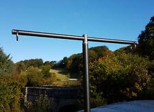 Bison fibre de carbone sauvage Jardin Mangeoire À Oiseaux Station pont ou Spike Mount