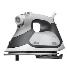 Oliso Grey TG1100 1800 Watts Quilters Smart Steam Iron Pro iTouch Technology
