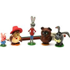 Winnie the Pooh and Friends Figurines Sojuzmultfilm Cartoon