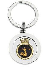 HMS AGAMEMNON KEY RING (METAL)