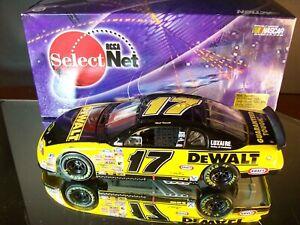 Matt Kenseth #17 Dewalt Tools 1999 Chevrolet Monte Carlo Select Net Elite 1:24