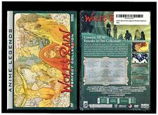 Wolf's Rain - Perfect Collection (New 7-DVD Set, Anime Legends Rare Out Of Print