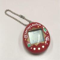 Tamagotchi Santa Claus Santaclautch 1998 red Bandai rare toy game Retro