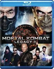 Mortal Kombat Legacy Season 2 Blu-ray The Complete Second Series Two II