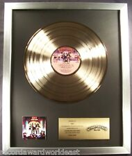 KISS Love Gun LP Gold Non RIAA Record Award Casablanca Records
