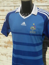 FRANCE Team Jersey Maillot Camiseta 2008 2009 Adidas Home Euro Cup FFF Climacool
