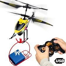 PTL Remote Control Helicopters Gifts for Teenagers | Pro 3CH Channel Gyro RC Hel