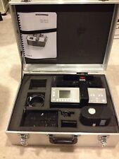 Ericsson FSU925FA Fusion Splicer kit 2500 Total Arcs with EFC-11 Cleaver