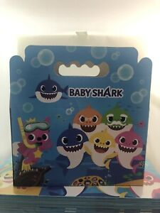 Baby Shark  Party Favor Treat Boxes Loot Bag Goody Treat Bag Party Favors supply
