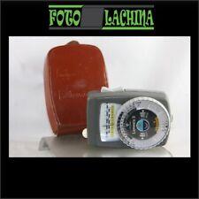 LUNASIX 3 esposimetro vintage Testato e tarato