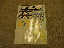 Decals / Stickers R/C radio Controlled Team losi Twenty Two-T  BB3