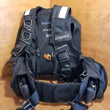 New listing Oceanic Qlr 3 Excursion Bioflex Scuba Vest