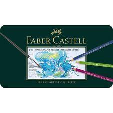 Faber Castell Albrecht Durer 120 Watercolor Pencil Set Tin