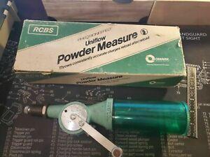 RCBS Uniflow Powder Measure 09001 Used