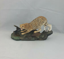 More details for beswick cheetah on rock model 2715