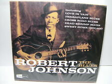 Blues - Robert Johnson NEW NUOVO SIGILLATO SEALED CD 5060329560239