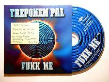 CD SINGLE B.O. FILM ▓ TREPONEM PAL : FUNK ME (LES 1000 MERVEILLES DE L'UNIVERS)
