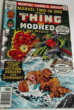 MARVEL TWO IN ONE 33 ( Marvel )1977 The Thing & SpiderWoman, Vends COMICS  2 €