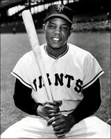 Willie Mays #4 Photo 8X10 - New York Giants -  Buy Any 2 Get 1 FREE
