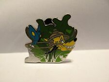 2006 Disney Cast Lanyard Exclusive Pluto Pin #39022 Butterfly Net Safari Dlr