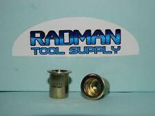 (50) 5/16-18 Zinc Coated Steel Rivnut Rivet Nut Nutsert FREE USPS Priority
