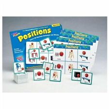 Trend Positions Match Me Games - Educational - 1 To 8 Players (t58104)