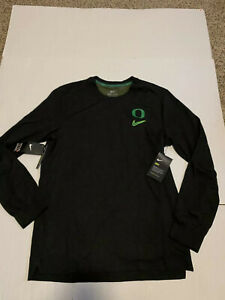 Oregon Ducks Nike Men's Dri-Fit Dr Crew Shoulder Zip Men's Size: 3XL NWT Sequoia