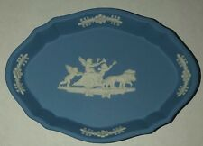 Wedgwood Jasperware Cupids in Chariot small tray