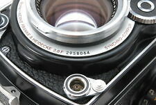 *AL MINT S/N 2958064* Rolleiflex 2.8F White Face Xenotar 80mm F/2.8 From JAPAN