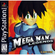 MEGAMAN LEGENDS [E] DISC ONLY