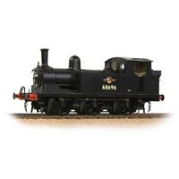 Bachmann 31-062 OO Gauge BR Black J72 Class 68696