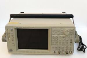 ONO SOKKI CF-5210 MULTI-PURPOSE FFT ANALYZER