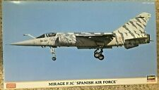 1/72 Hasegawa MIRAGE F.1C 'Spanish Air Force' COMBO --  Limited Edition #02204