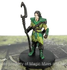 Tyranny of Dragons ~ WOOD ELF DRUID #16 Icons of the Realms D&D miniature mage